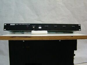 DRAKOM-Drake-Commercial-Video-Modulator-NTSC-SEVERAL-channel-available