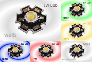HIGHPOWER-3W-LED-Chip-Hochleistung-LEDs-auf-Platine-High-Power-3-Watt