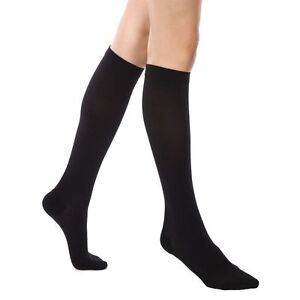 296573d866 Image is loading Ultra-Soft-Compression-23-32mmHg-Closed-Toe-Stocking-