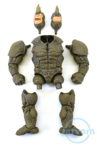 "Marvel Legends 6/"" inch Build a Figure SpiderMan Rhino Parts Individual Pieces"