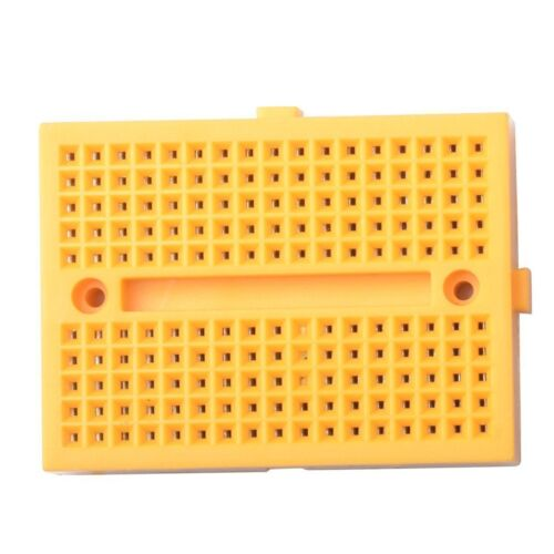 Mini Solderless Prototype Breadboard 170 Tie-points For Arduino SYB-170