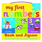 My First Numbers- Book and Jigsaw Puzzle Set by Autumn Publishing Ltd (Mixed media product, 2013)
