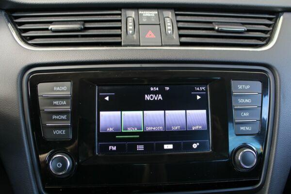 Skoda Octavia 1,4 TSi 140 Elegance Combi billede 10
