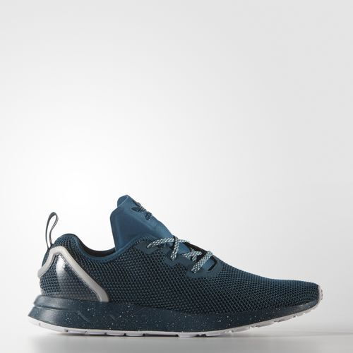 AQ6657 Men GENUINE Adidas-ZX FLUX ADV ASYM Originals-Running-shoes -UK 10,5-11,5