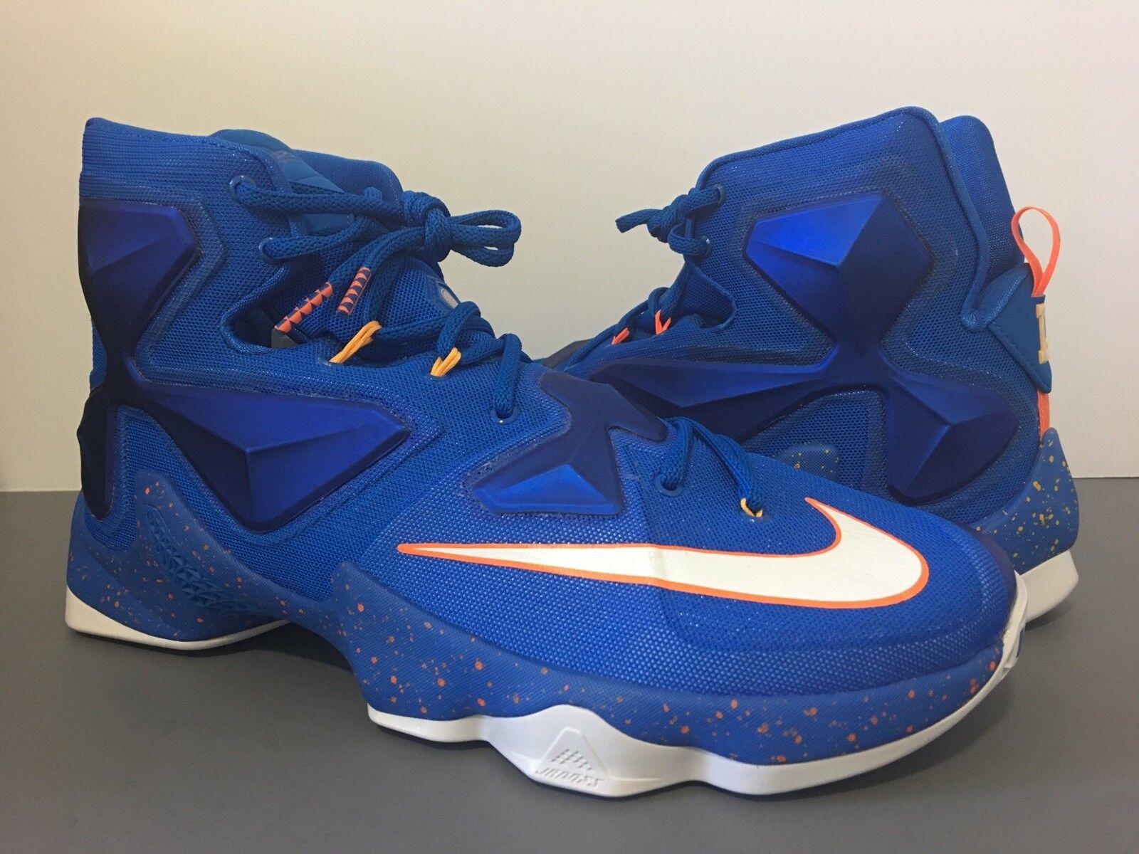 Nike lebron james 807219-418 xiii männer ist basketball - schuhe 807219-418 james sz 12 66c6c2