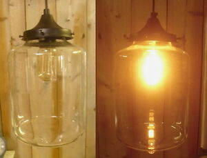 LAMPE-PLAFOND-A-SUSPENSION-PISTON-STEAMPUNK-LUMINAIRE-STYLE-RUSTIQUE-ANCIEN-NEUF