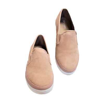 NEW Sperry Top-Sider Seaside Suede