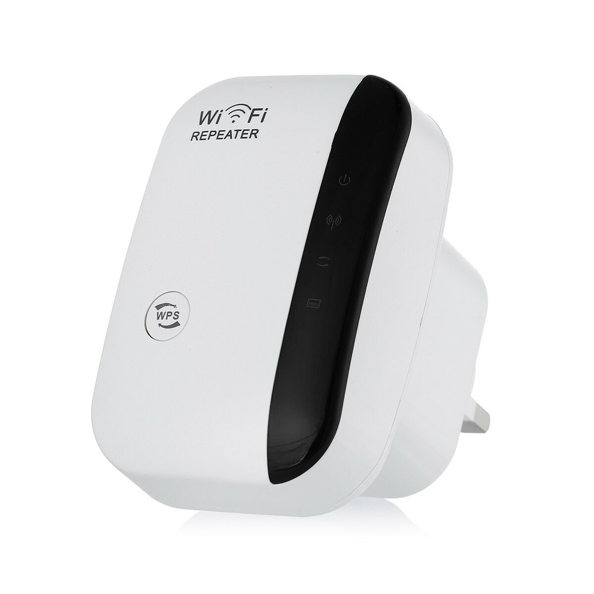 300Mbps Wifi Repeater Wireless-N 802.11 AP Router Extender Signal Booster Range 7