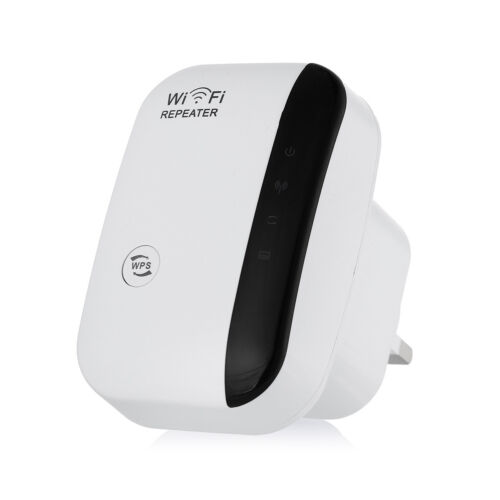 300Mbps Wireless-N 802.11 Wifi Repeater AP Router Signal Booster Range Extender