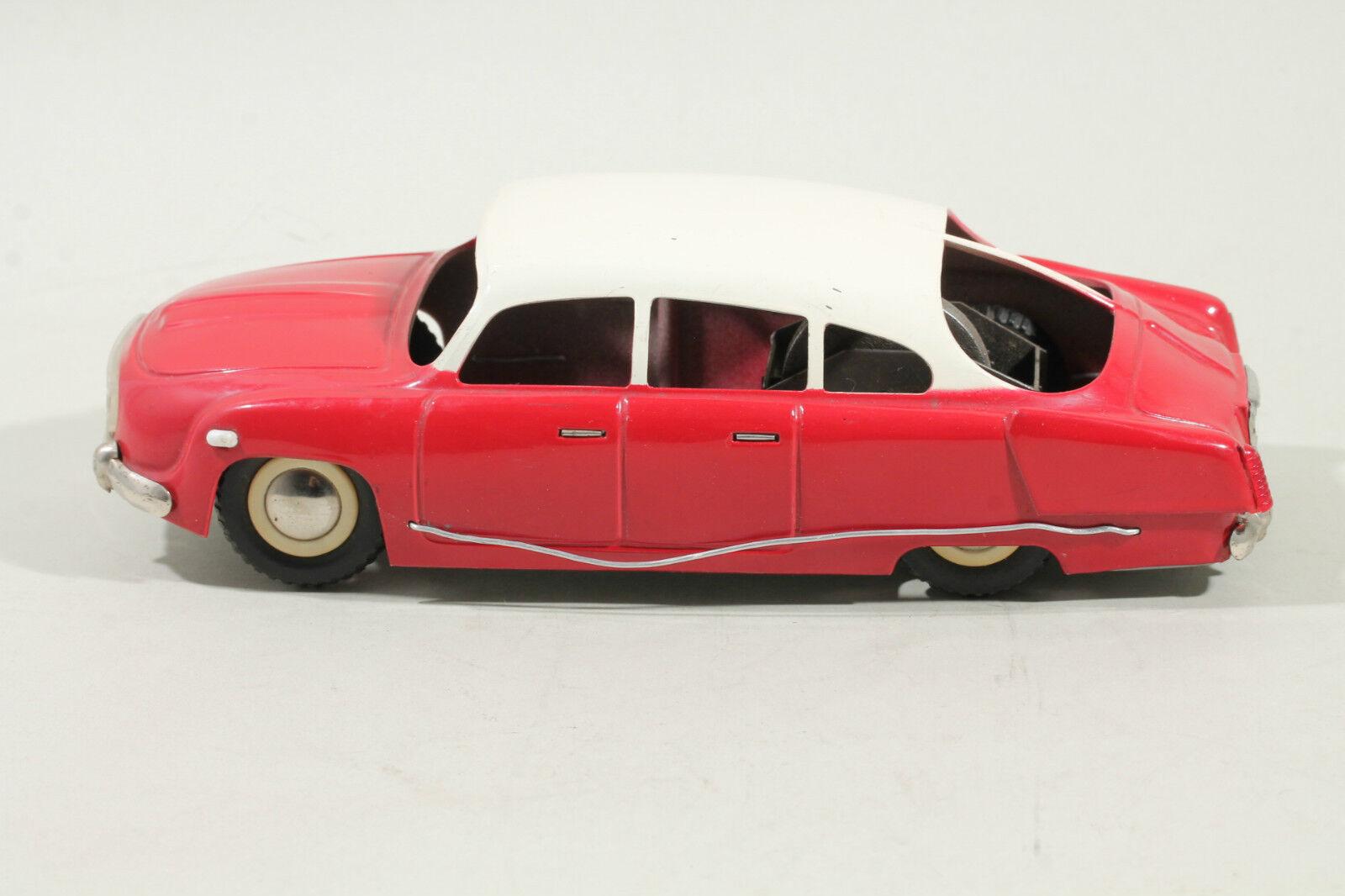 603 TATRA-Original ITES-Maquette de voiture limousine antique Wind up toy car 1950
