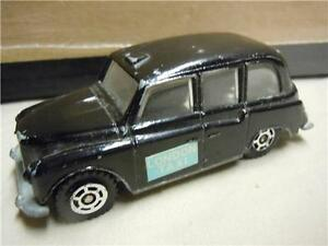 3-5-034-Black-Diecast-London-Taxi-M-Persaud-LTD-Vintage-Black-Replica-Toy-Cab-Rare
