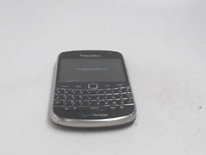 Blackberry-Bold-9900-9930-Verizon-AT-amp-T-Black-Unknown-ESN-DOA-Cracked-Screen