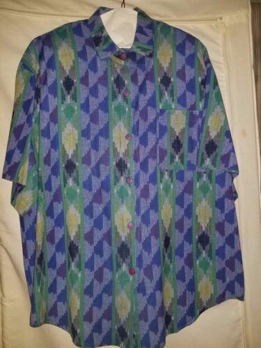 Harper Greer Women's Plus Size L Cotton Blouse