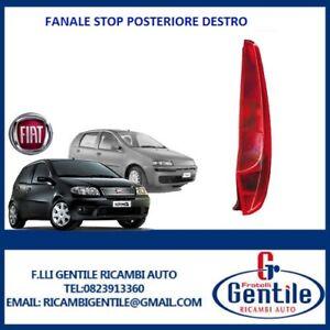 Fiat-PUNTO-II-dal-2003-FANALE-STOP-POSTERIORE-DESTRO-DX-VERSIONE-5-PORTE