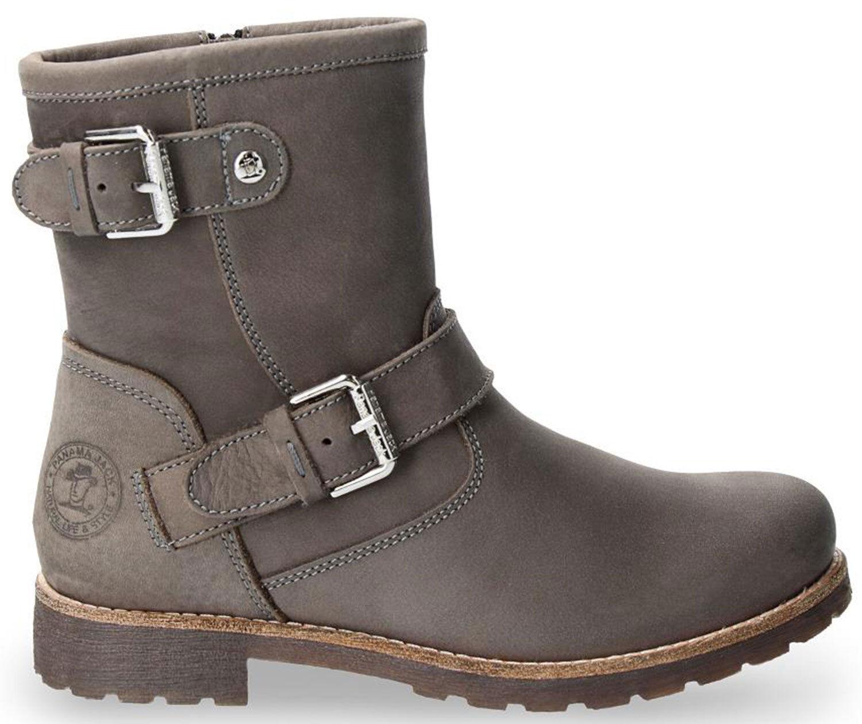 Panama Jack Felina Igloo B9 Stiefel Boots Winterstiefel blue grey black Neu