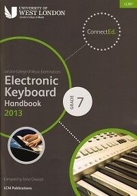 Lcm Clavier Handbook 2013-2019 Grade 7 *-afficher Le Titre D'origine Apparence EsthéTique