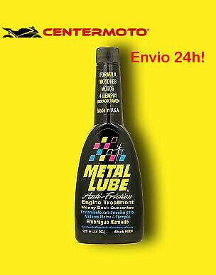 Metal Lube Formula Motores Motos 4 Tiempos   120FM4TEH   Embrague humedo