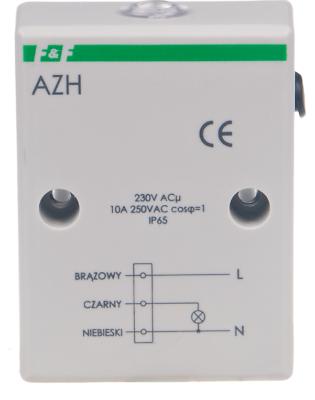 F&f Dämmerungsschalter Azh Mit Lichtsensor Led Strahler Halogen Beleuchtung 230v Billigverkauf 50% Schalter