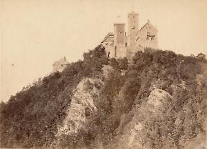 Eisenach C. 1870 - Der Wartburg Allemagne - 83