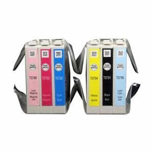 Epson-OEM-Set-of-79-T079-Cartridges-Stylus-Photo-1400-Artisan-1430