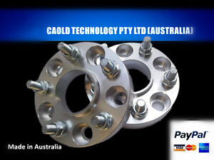 Wheel-Spacer-Adapters-15-mm-5x120-Hub-Centric-For-Holden-Commodore-VE-VF-SV6