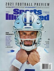 Sports Illustrated   2021 Football Preview  NFL & College
