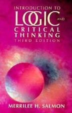 Introduction to Logic and Critical Thinking-ExLibrary