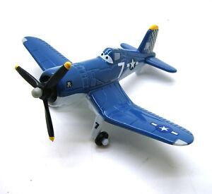 Disney-Pixar-Movie-Planes-Diecast-No-7-Skipper-Toy-Plane