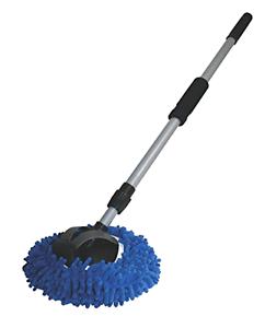 Car Microfiber Wash Mop Brush 48 Quot Extension Pole