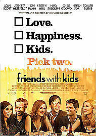 1 of 1 - Friends With Kids (DVD, 2012)