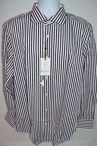 544ff88f9 Shirts & Hemden AUTH $168 Robert Graham Men ALFA Dress Shirt 41 16