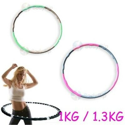 Fitness, Running & Yoga Durevole Hula Hoop Abs Esercizi Fitness 1kg 1.3kg Magnetica Palestra Di Quell Summer Thirst Sporting Goods