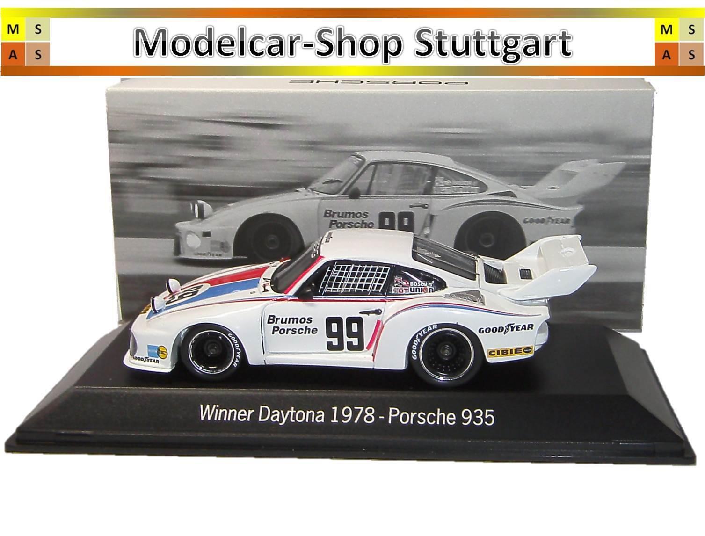 Porsche 935  99 - Winner Daytona 1978 Brumos-Spark 1 43 map02027814-Neuf