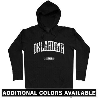 OK Thunder Fan Gift Oklahoma City Basketball Stadium Hoodie Hoody Men S-3XL