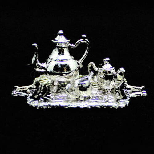 Dollhouse Silverware for 1:12 Scale Coffee Table Supplies Miniature Dinnerware