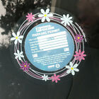 Pink Flower Daisy Car Tax Disc Parking Permit Holder MOT Licence Decals Sticker