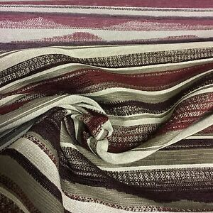SUPER LUXURIOUS WINE CHENILLE UPHOLSTERY FABRIC 27 METRES - manchester, United Kingdom - SUPER LUXURIOUS WINE CHENILLE UPHOLSTERY FABRIC 27 METRES - manchester, United Kingdom