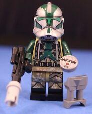 LEGO® STAR WARS™ New 75151 CLONE COMMANDER GREE™ Minifigure +blaster & detonator
