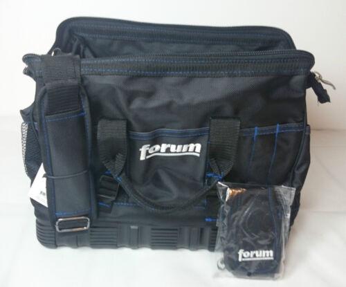 Forum Profi Werkzeugtasche 400x220x310mm Werkzeugkoffer Werkzeugkasten Werkzeug