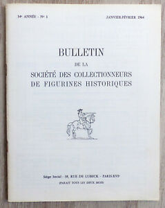 Bull-de-la-Ste-des-Coll-de-Figur-Hist-34e-Annee-N-1-Janv-Fevr-1964