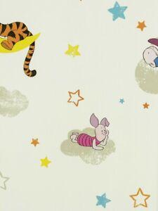 Details zu Tapete Kinder Tapeten 70799 Winnie Puuh Design bunt (3,75€/1qm)