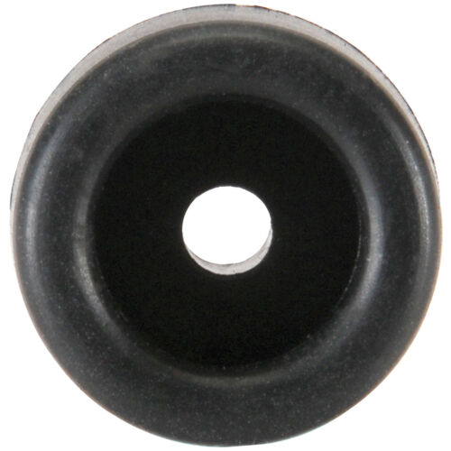 "x 0.39/"" H Heavy-duty Four Pack Penn Elcom F1694 Rubber Cabinet Foot 0.69/"" Dia"