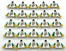 Lego Minifigure Torso Lego Ideas Green Space T67