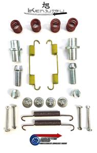 Handbrake-Shoe-Fitting-Kit-For-Nissan-Z33-350Z-VQ35DE-VQ35HR