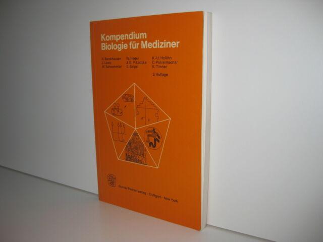 Kompendium Biologie für Mediziner