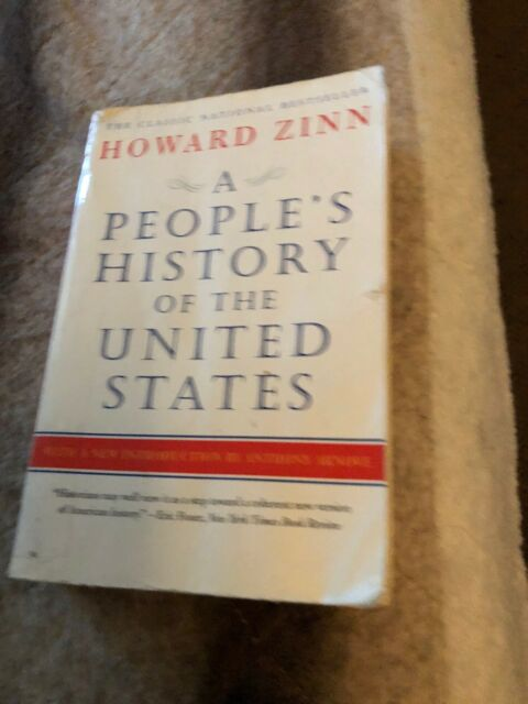 Perennial Classics: A People's History of the United States by Howard Zinn...