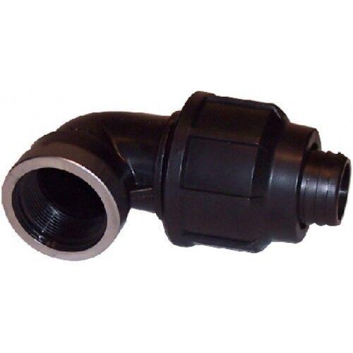 Entrada hembra codo Poly rural alprene - 1 1 2  x20mm, 1 1 2  x25mm o 1 1 2 x32mm