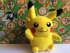 """Pokemon Center Japan Plush Pikachu Limited Pokedoll 2011 Big stuffed Toy 9"""""""