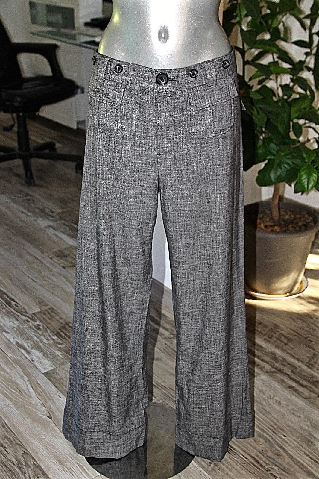 COP COPINE COPINE COPINE joli pantalon viscose modèle lucky Dimensione 40 fr 44i   COMME NEUF 45fd65