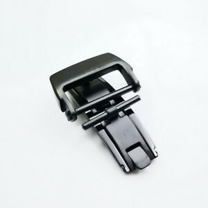 Strap 18mm Silver Clasp Buckle for Richard Mille Rubber Leather band